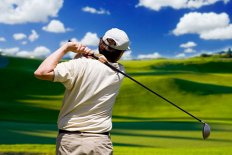 <p>Welcome to enjoy our Golf package. The Botnia Golf course is only a half our away from the hotel.</p>